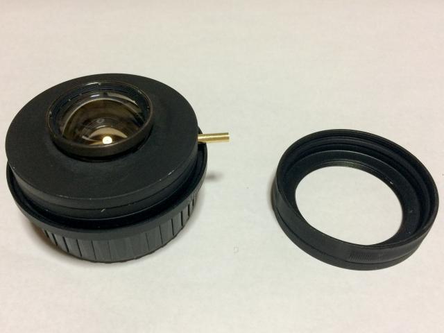 ROKKOR-QF 40mm F1.7改 組立21