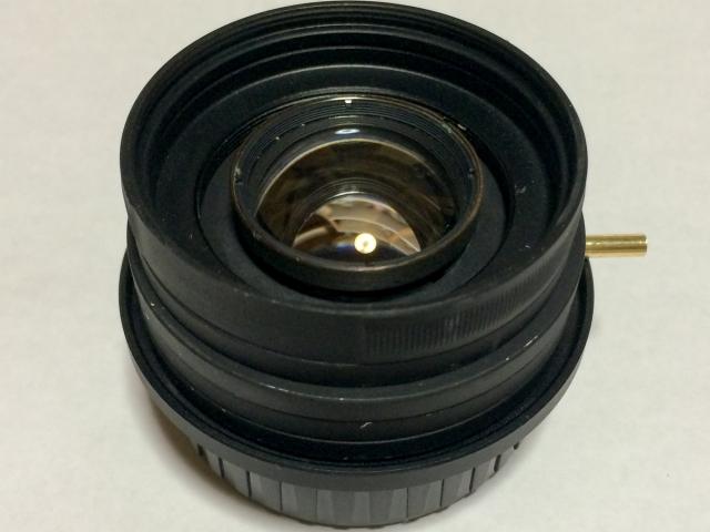 ROKKOR-QF 40mm F1.7改 組立22