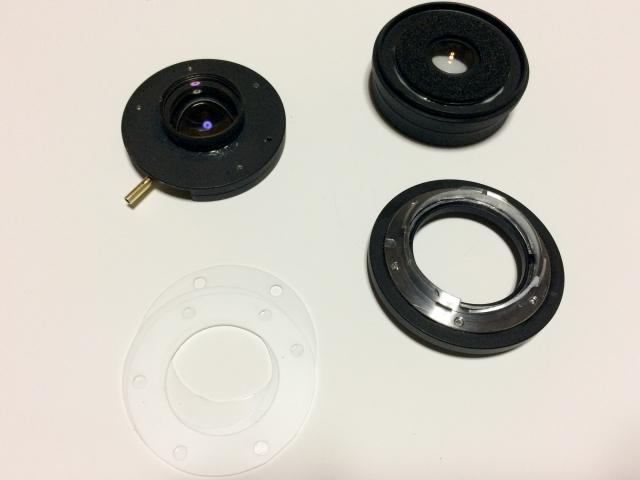 ROKKOR-QF 40mm F1.7改 組立20