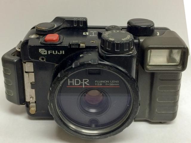 HD-R分解