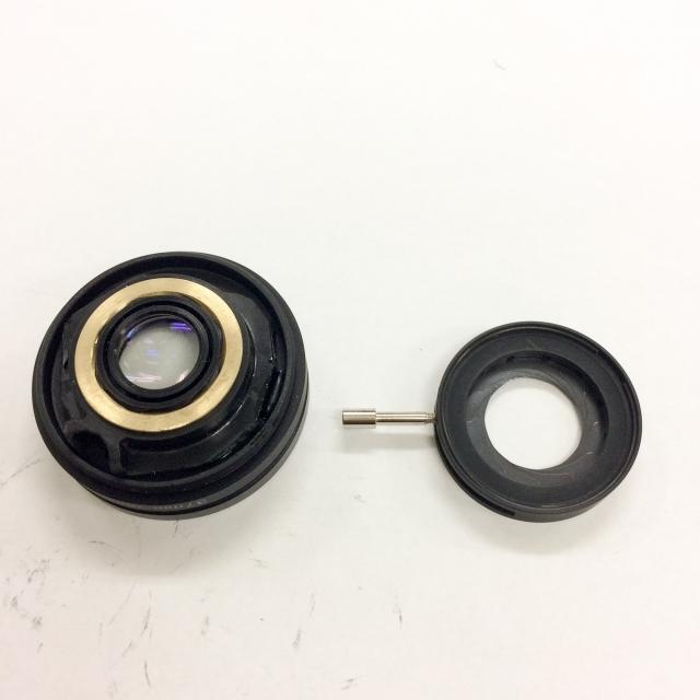 HD-R改造レンズ組立絞りユニット取付1