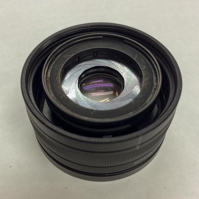 HD-R改造レンズ組立絞りユニット取付2