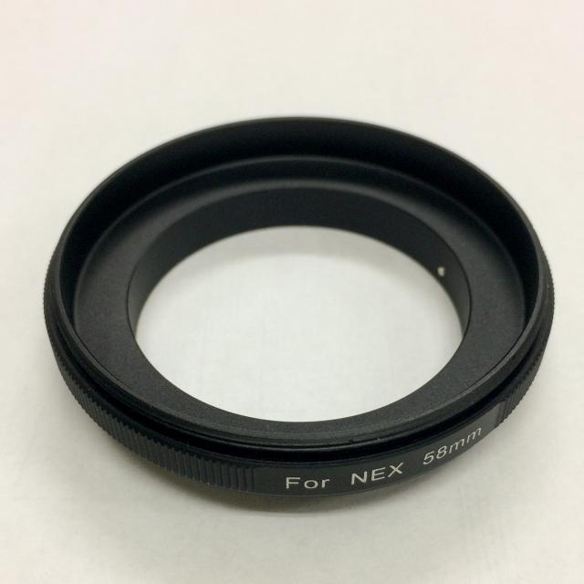 HD-R改造レンズ接写アダプタ1