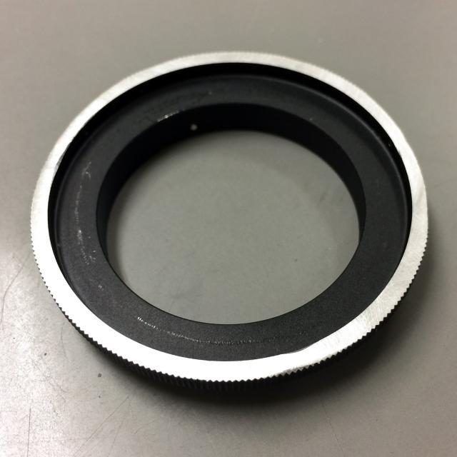 HD-R改造レンズ接写アダプタ2
