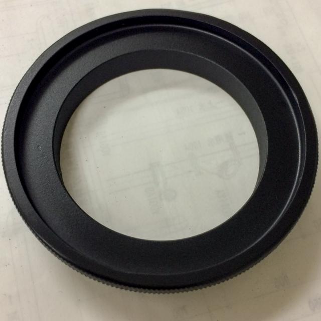 HD-R改造レンズ接写アダプタ3