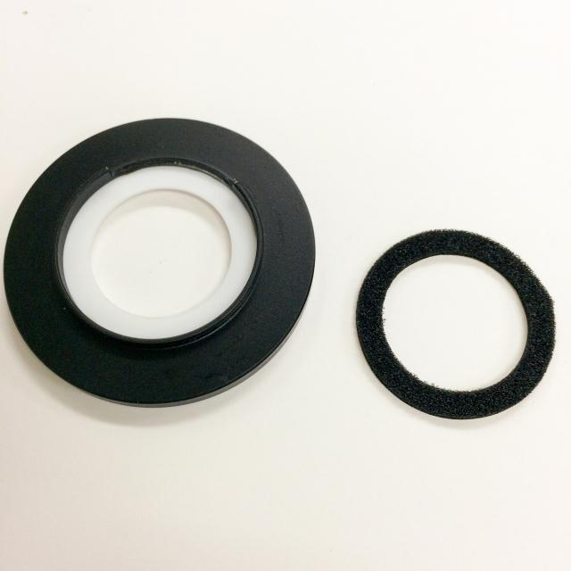 HD-R改造レンズ遮光板2