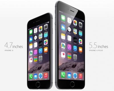 「iPhone 6 Plus」商品写真