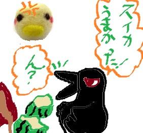 ピヨ太とカラス3