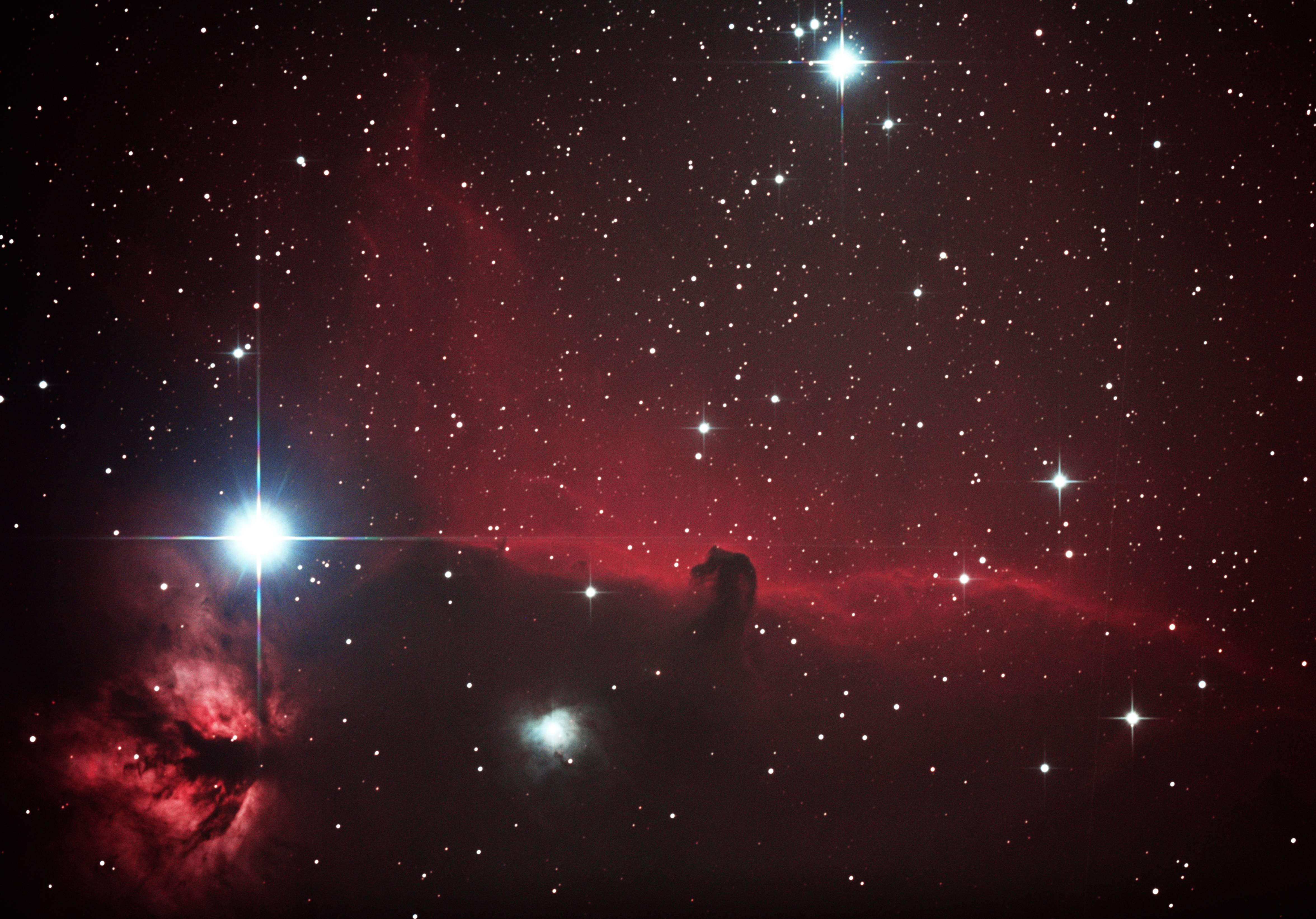 20141130馬頭星雲2回目