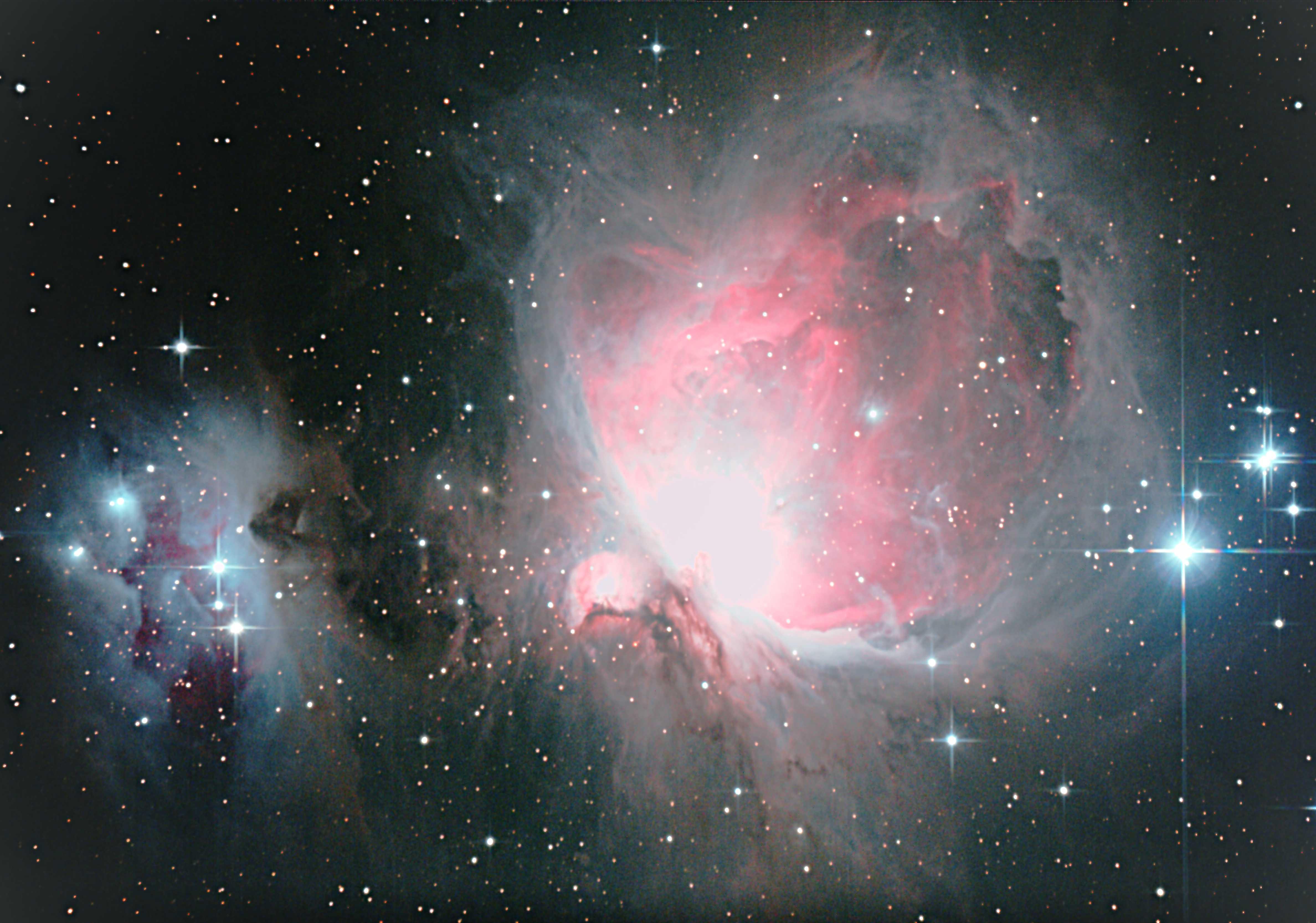 M42オリオン星雲(2回目)20141227