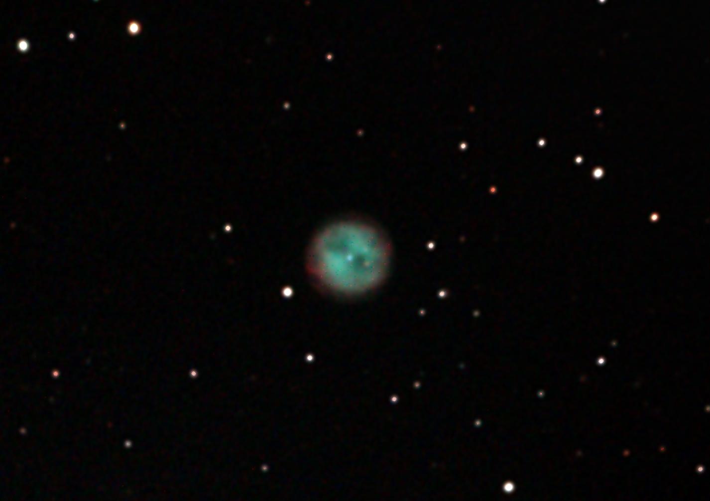 ふくろう星雲M97 20150215