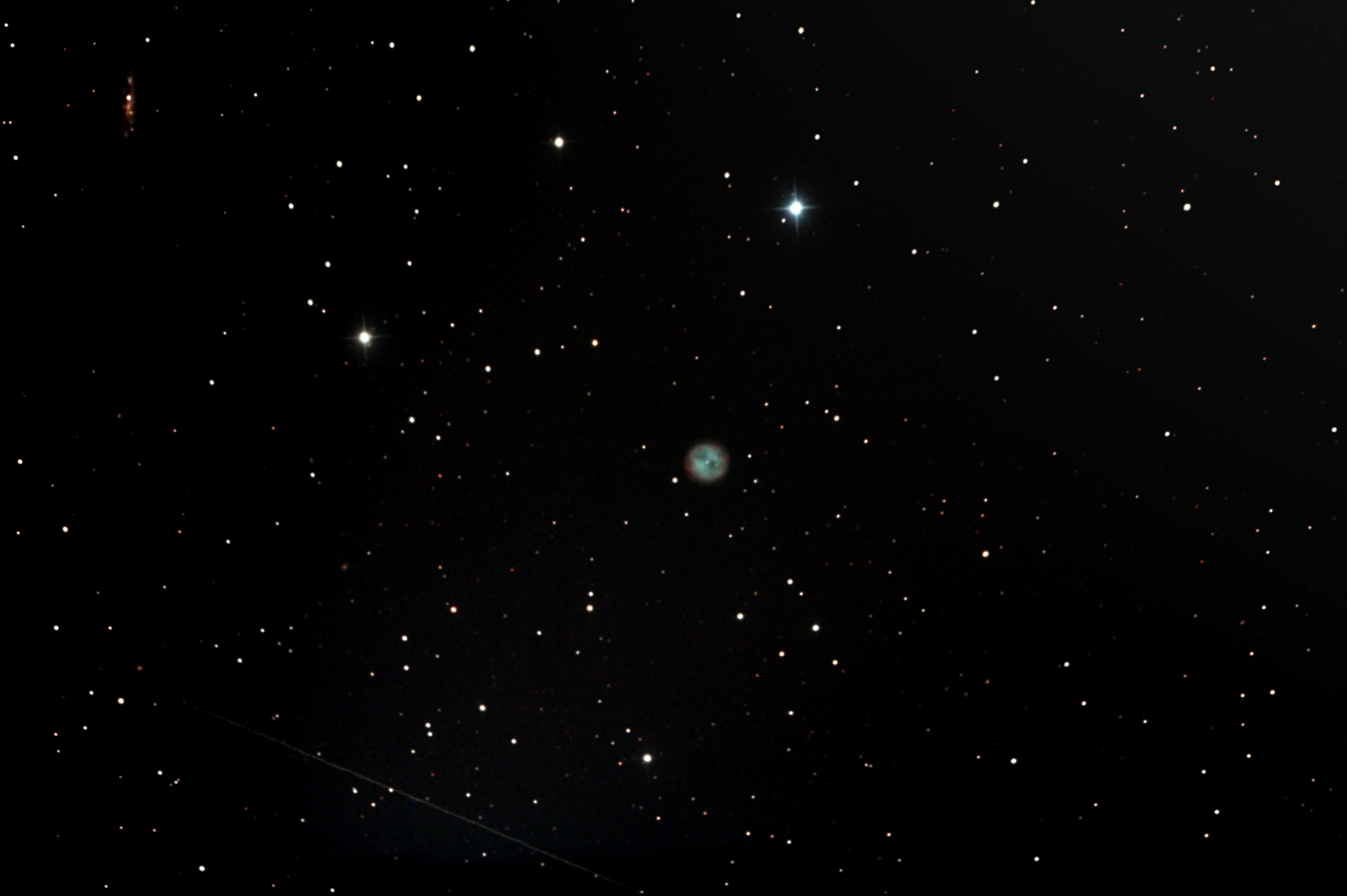 ふくろう星雲M97全体20150215