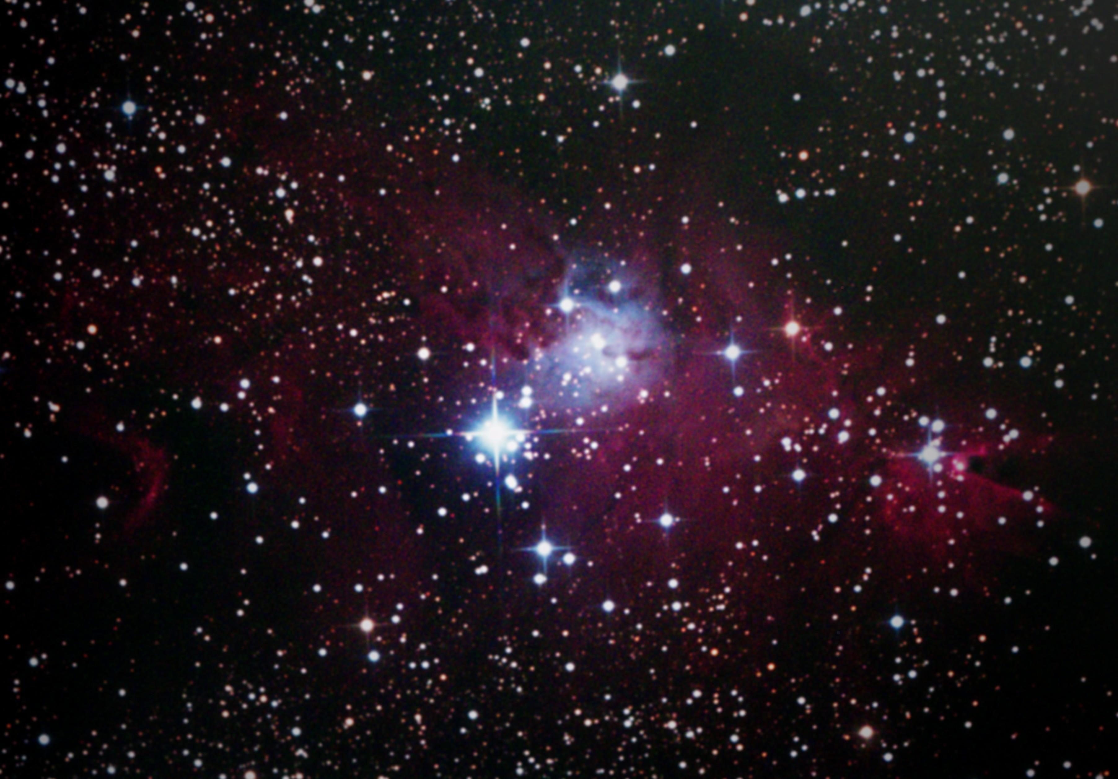 コーン星雲NGC2264