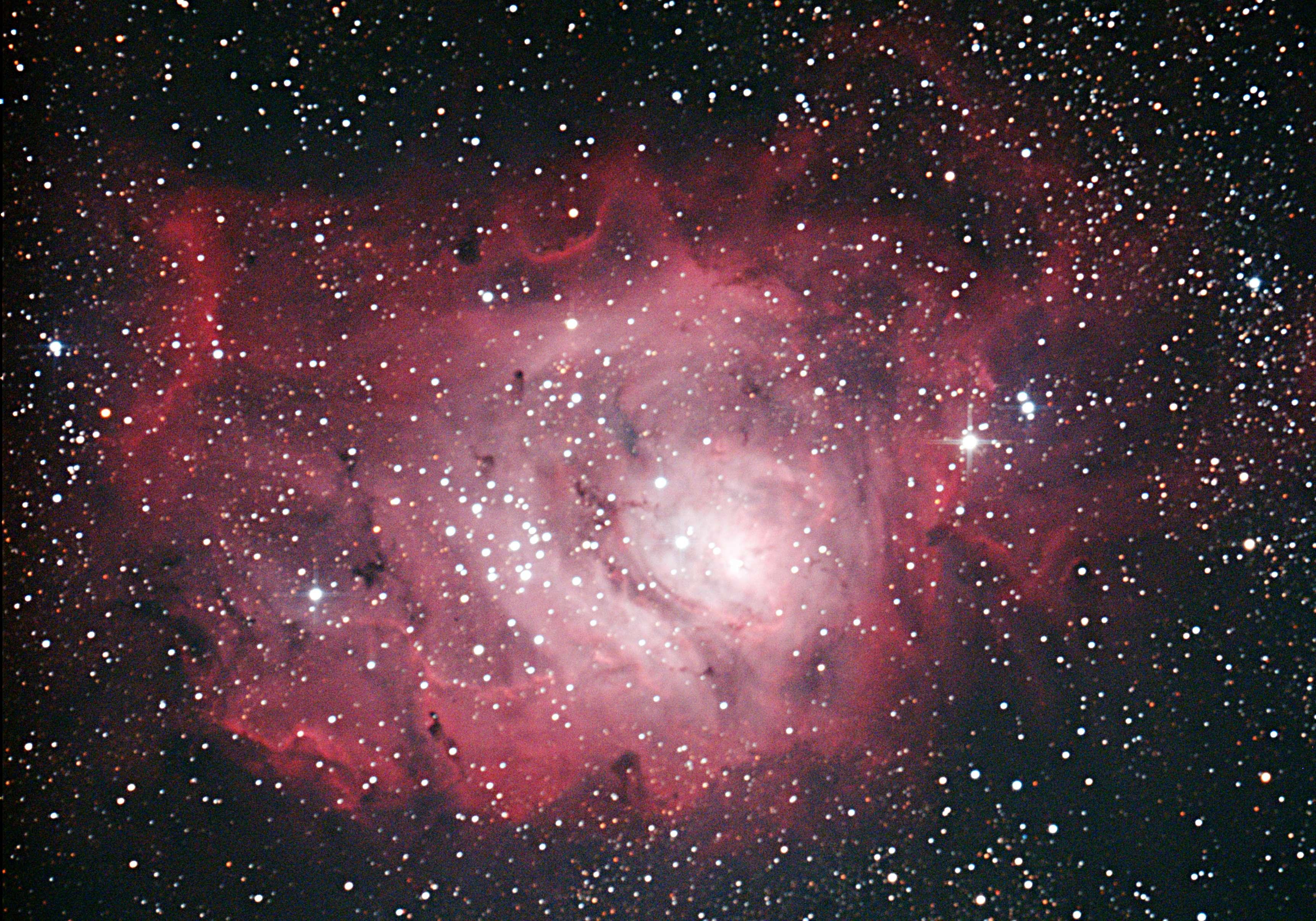 M8干潟星雲20150329
