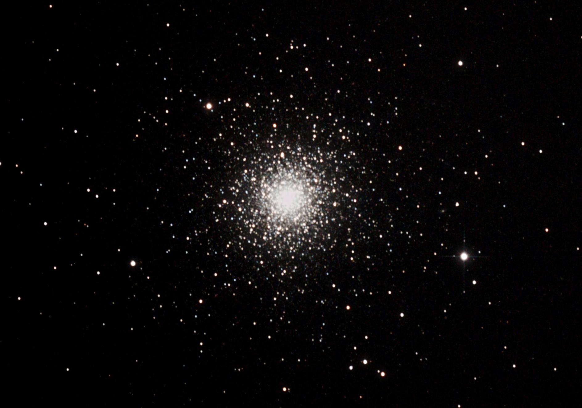 球状星団 M3 20150329