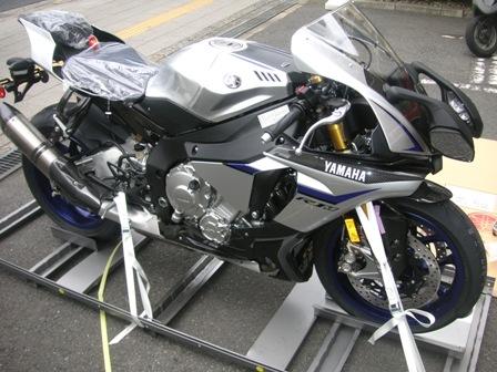 2015 YZF-R1M