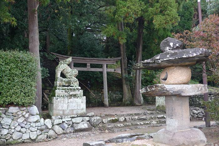 出雲の神社巡り  真名井神社  2