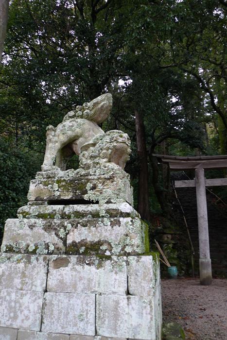 出雲の神社巡り  真名井神社  4