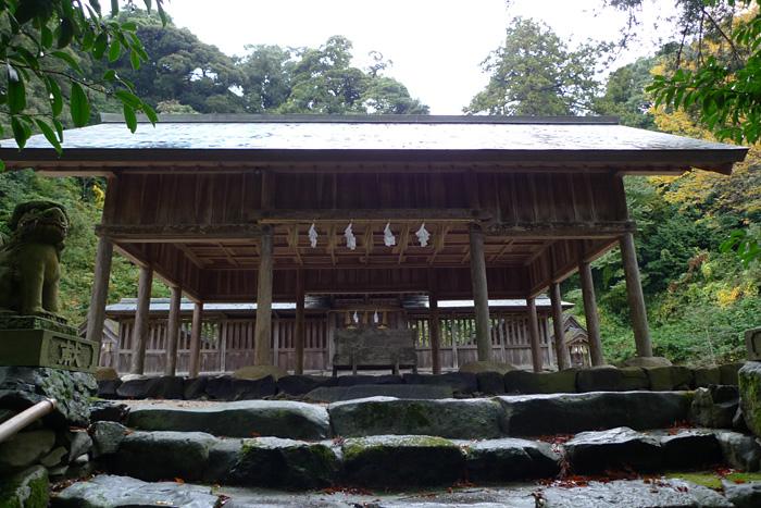 出雲の神社巡り  真名井神社  9