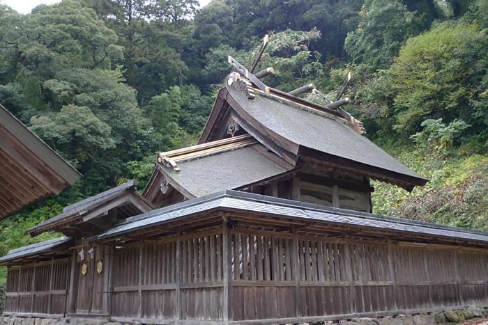 出雲の神社巡り  真名井神社  12