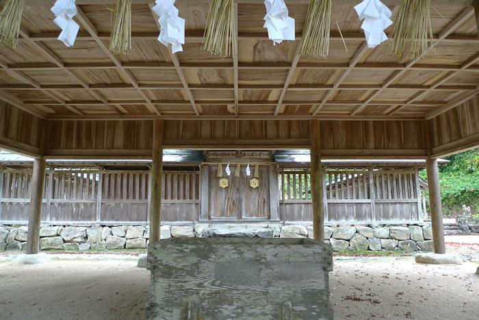 出雲の神社巡り  真名井神社  16