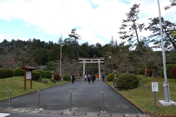 出雲の神社巡り  熊野神社  1