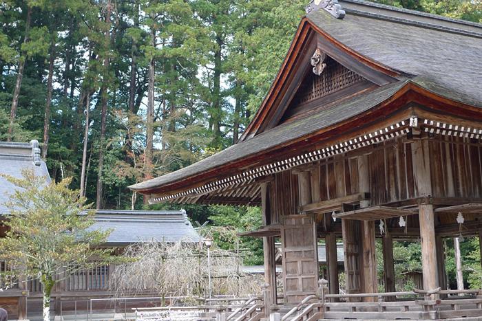 出雲の神社巡り  熊野大社  8