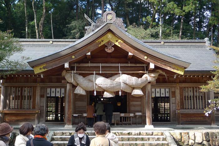 出雲の神社巡り  熊野大社  9