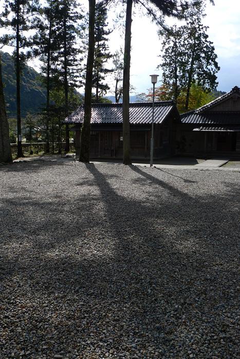出雲の神社巡り  熊野大社  18