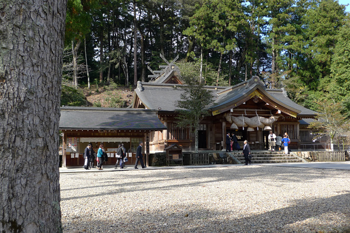 出雲の神社巡り  熊野大社  20