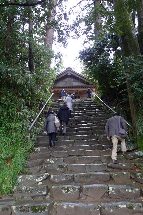 出雲の神社巡り  神魂神社  3