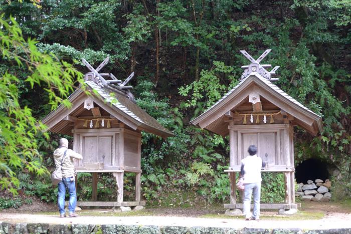 出雲の神社巡り  神魂神社  7