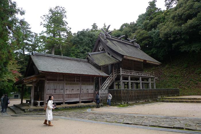 出雲の神社巡り  神魂神社  10