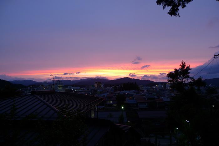 夕焼け 20150703 1