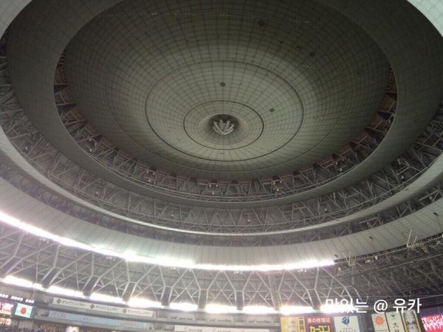 京セラ天井