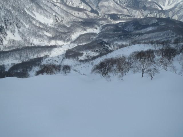 2月11日 良い斜面