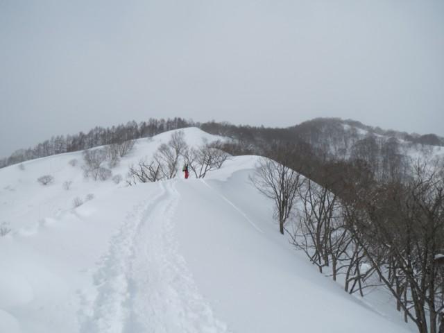 2月14日 若栗登りだし