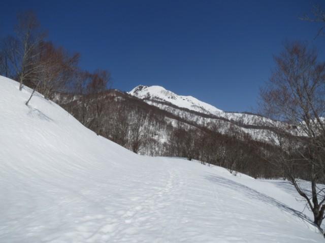 3月21日 キャンプ場まで除雪無し