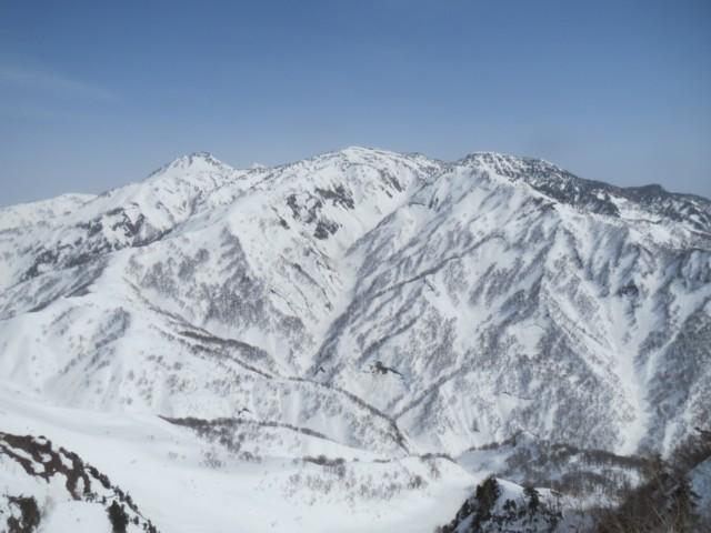 3月21日 天狗原山