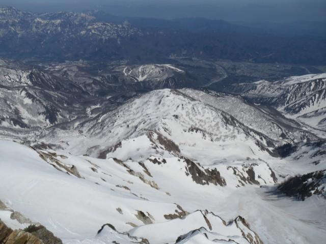 4月26日 杓子から小日向山