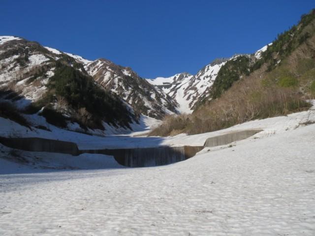 5月17日 針ノ木雪渓