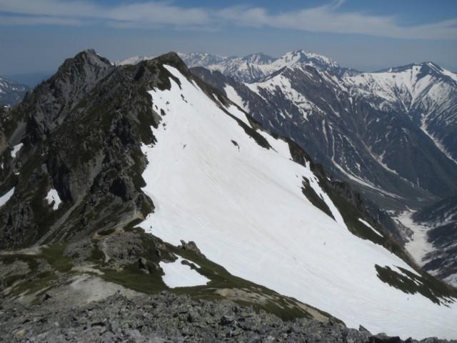 5月17日 隣のスバリ岳