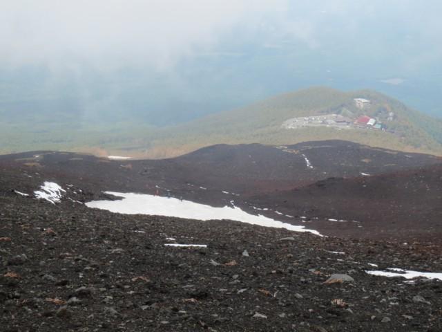 5月23日 2番目の雪田