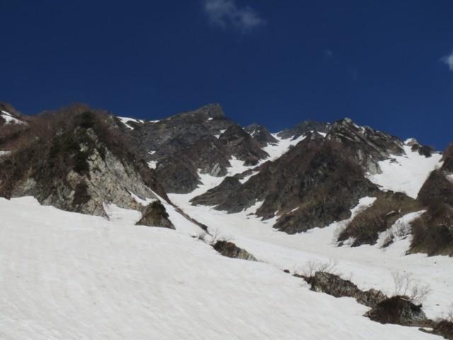 5月24日 2号雪渓