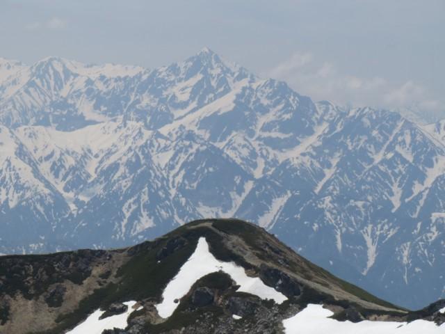 5月24日 剱岳