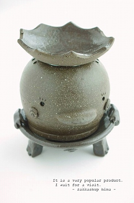 s-かっぱ茶香炉-3