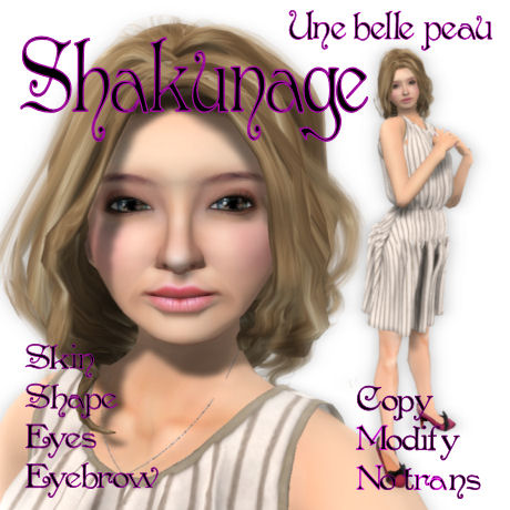 Shakunage skin 460 panel