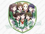 Wake Up, Girls! 自作壁紙 (島田真夢 林田藍里 片山実波 七瀬佳乃 久海菜々美 菊間夏夜 岡本未夕)