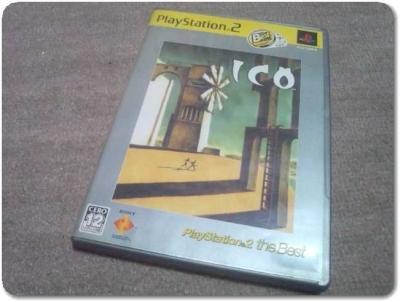 PS2版のICO