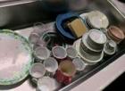 捨てた食器